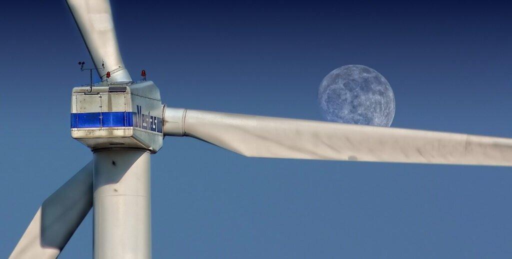 Rede Inteligente, energia eólica