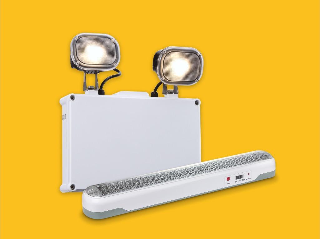 Sistema de Iluminação de Emergência: Blocos Autônomos